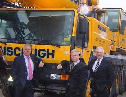 Ainscough brothers photo