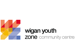 Wigan Youth Zone logo